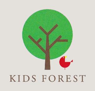 キッズフォレストのロゴ